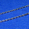 Цепь Якорь из серебра длина 45 см 90102106044