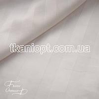 Ткань Страйп- сатин (2 см)