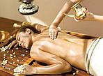 Индийский массаж.