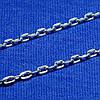 Срібний ланцюжок Якірний 50 см 90102108044