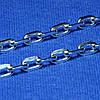 Мужская серебряная цепочка Якорного плетения 50 см 90102114044