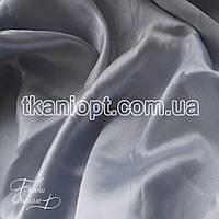 Ткань Стрейч тафта атлас (бледно-голубой)