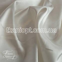 Ткань Стрейч тафта атлас (молоко)