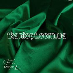 Ткань Стрейч тафта атлас (трава)