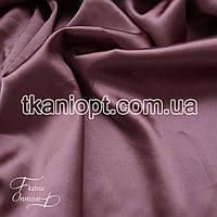 Ткань Стрейчевый атлас тонкий ( бисквит )