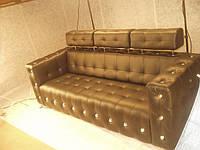 Кожаные офисные диваны