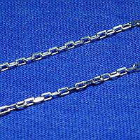 Цепочка Якорная серебро с алмазными гранями 50 см 4 грамм 90104106044