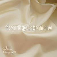 Ткань Тафта однотонная (айвори)