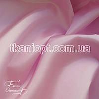 Ткань Тафта однотонная (розовый)