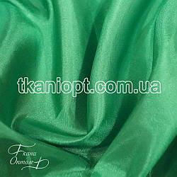 Ткань Тафта хамелеон (зеленая трава)