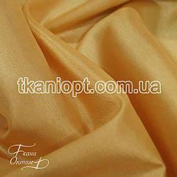 Ткань Тафта хамелеон (золото)