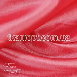 Ткань Тафта хамелеон(розовый)
