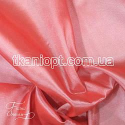 Ткань Тафта хамелеон(персик)