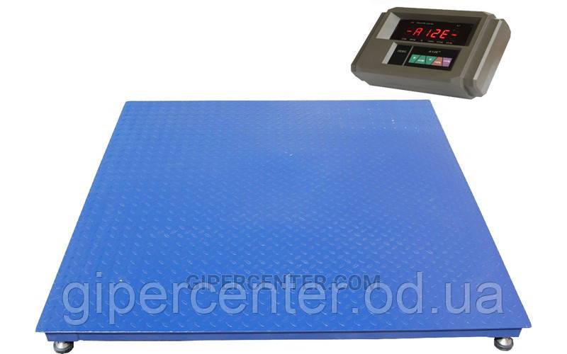 Весы платформенные TRIONYX П1212-СН-3000 (3000 кг, 1200х1200 мм)