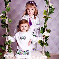 Вышиванки для девочки