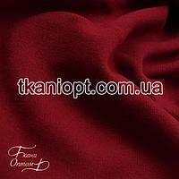Ткань Трехнитка с начесом (бордовый), фото 1