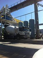 Вартість доставки бетону міксером