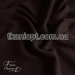 Ткань Трикотаж ангора  (коричневый)