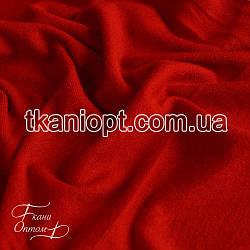 Ткань Трикотаж ангора  (красный)