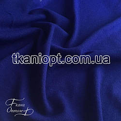 Ткань Трикотаж ангора  (электро синий)