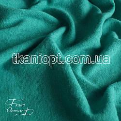 Ткань Трикотаж ангора (бирюзовый)