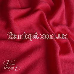 Ткань Трикотаж ангора (малиновый)
