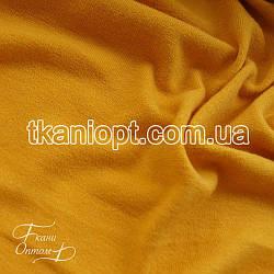Ткань Трикотаж ангора (горчица)