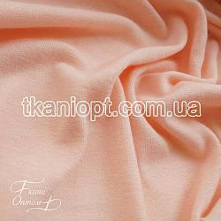 Ткань Трикотаж ангора (персиковый)