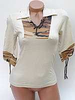 Женская футболка с рукавами 3/4 (42-44), фото 1
