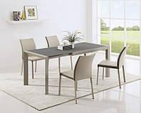 Стеклянный  обеденный стол Arabis 2 (Halmar)