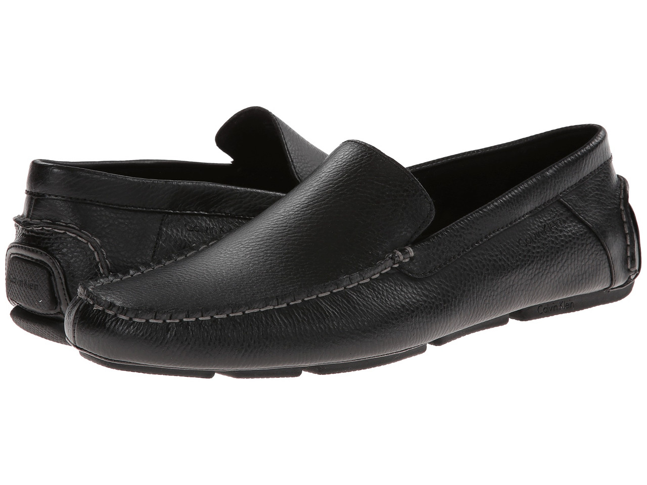 99cc8984d Мокасины мужские лоферы черные Calvin Klein , цена 2 890 грн ...