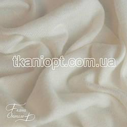 Ткань Трикотаж ангора (молочный)