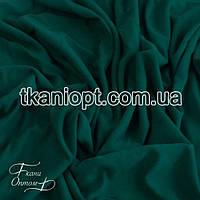 Ткань Трикотаж вискоза Турция (изумруд)