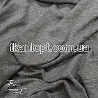 Ткань Трикотаж вискоза Турция ( серый меланж)