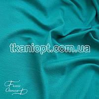 Ткань Трикотаж вискоза Турция (бирюзовый)