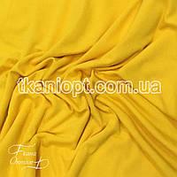 Ткань Трикотаж вискоза Турция (желтый)