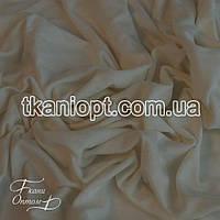 Ткань Трикотаж вискоза Турция (молоко)