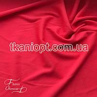 Ткань Трикотаж двунитка Турция (неон-розовый)