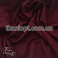 Ткань Трикотаж джерси (бордовый)