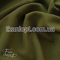 Ткань Трикотаж Кукуруза ( оливка )