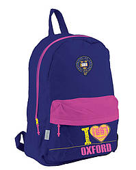 "Рюкзак подростковый I Love Oxford ""Oxford"" OX-15, 553480"