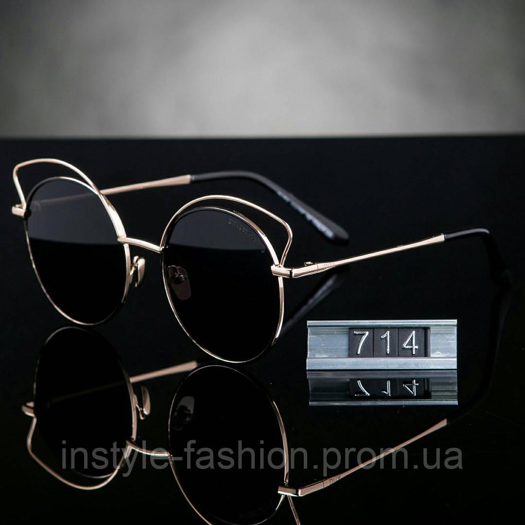 564dbd620114 Женские брендовые очки Dita капли черные - Сумки брендовые, кошельки, очки,  женская одежда