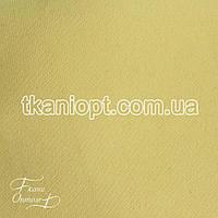 Ткань Трикотаж неопрен (бледно желтый)
