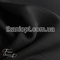 Ткань Трикотаж неопрен (черный)
