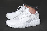 Кроссовки мужские белые реплика Nike Huarache 40р, 41р