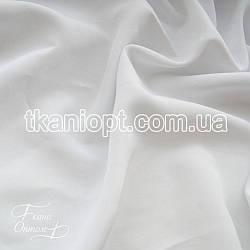 Ткань Тяжелый шелк  (белый)