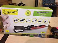 Щипцы для волос Maestro MR255