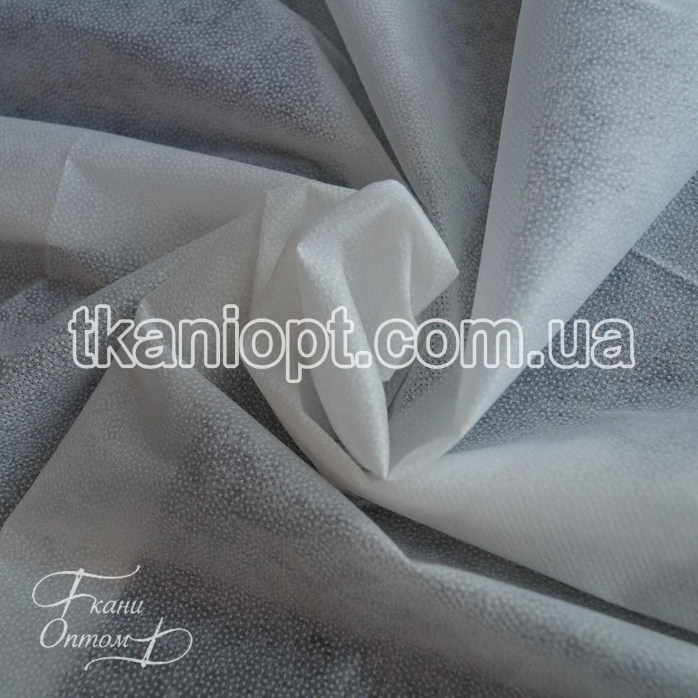 Ткань Флизелин клеевой (белый) 150 см
