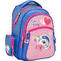 Рюкзак школьный ортопедический Kite Cute Bunny (K17-522S)