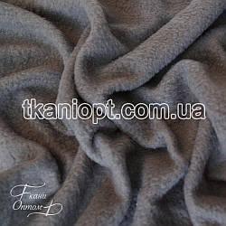 Ткань Флис серый (200 gsm)